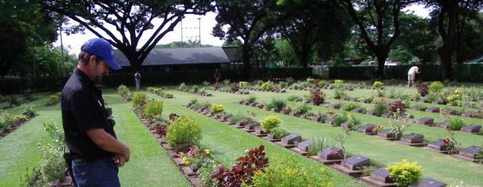 Kanchanaburi War Graves