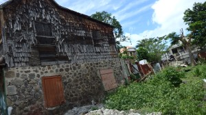 Dominica shack