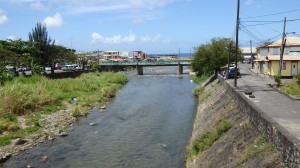 Dominica storm water drainage
