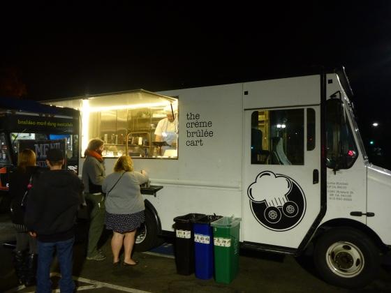 Food truck, Heyward California