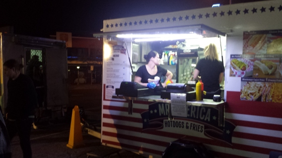 Food Trucks, Stones Corner, Brisbane
