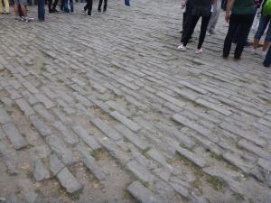 forbidden palace paving