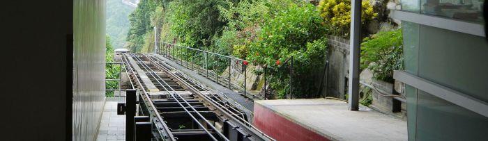 funicular top