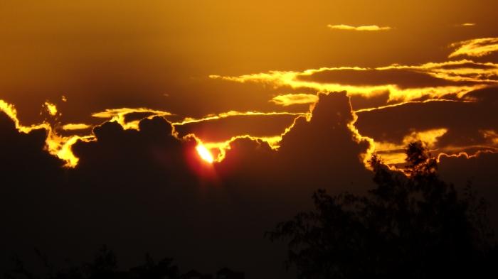 Hispaniola Sunset