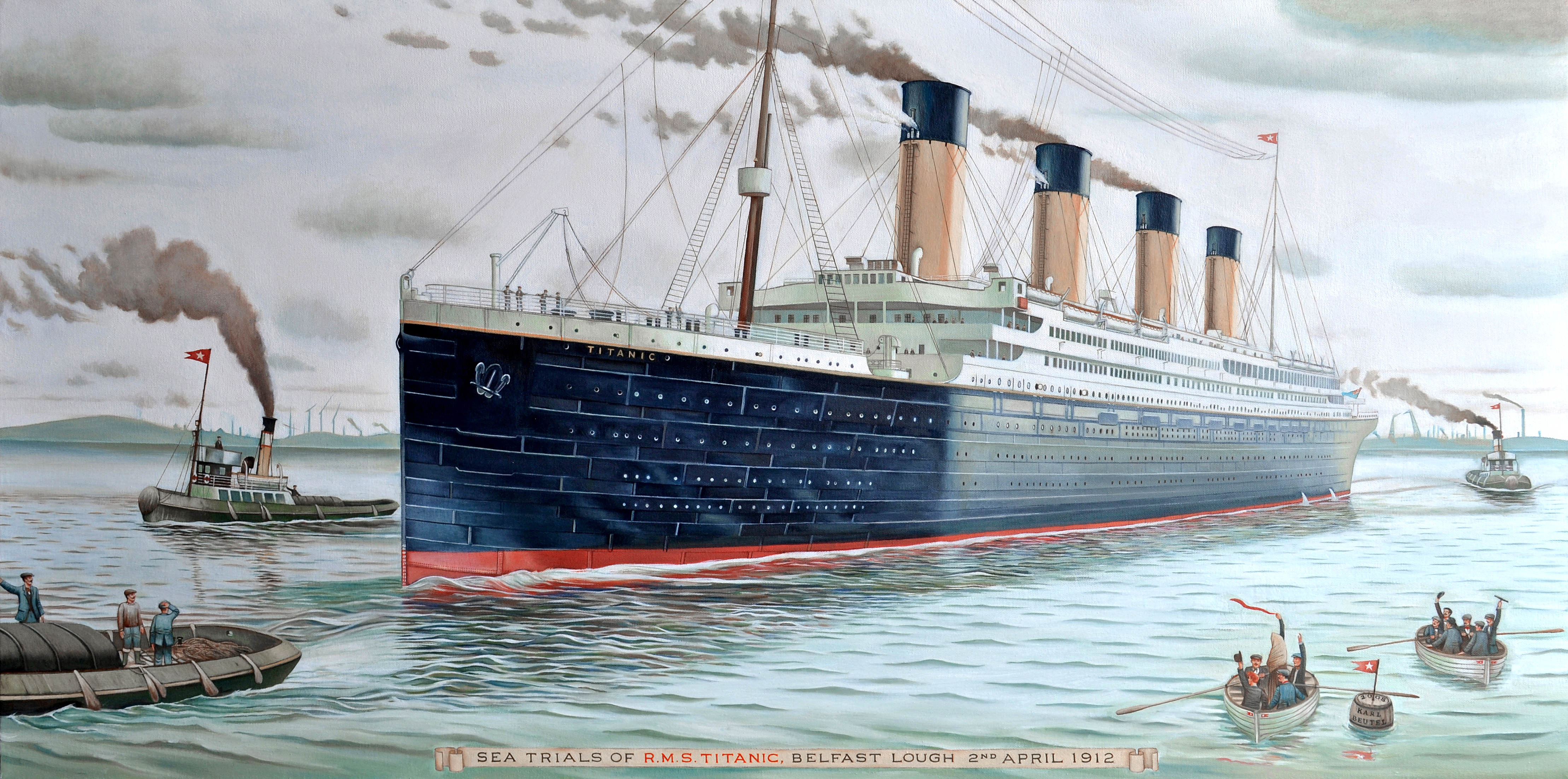 Cruise Ships Vs Ocean Liners Cairns Communications - Titanic vs cruise ships today
