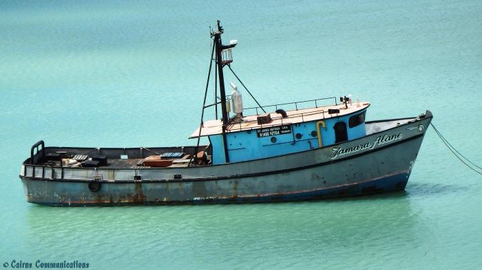 Antigua Trawler