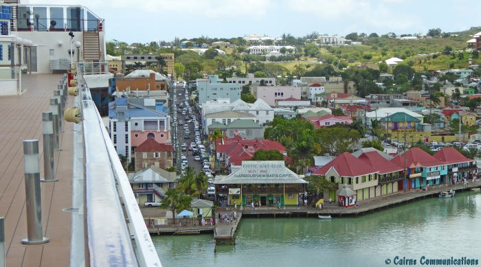 Antigua Waterfront