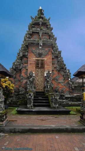 Temples - Pura Puseh, Batuam, Bali - see facebook.com/cairnscommunications for details