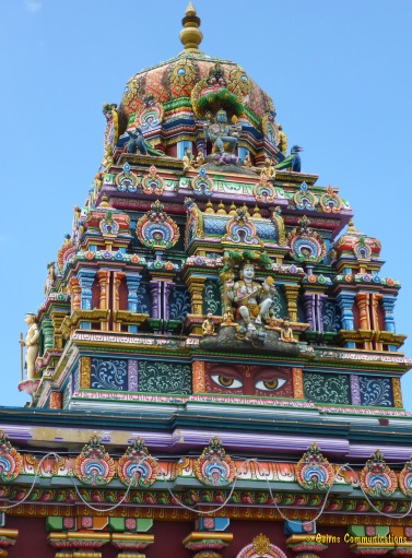 Temples - Sri Siva Subramaniya Temple, Nadi Fiji - see facebook.com/cairnscommunications for details