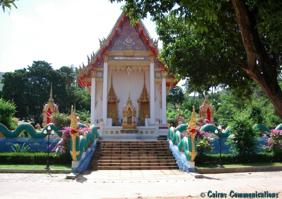 Phuket Wat Suwankiriket Karon Beach edited
