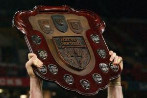 State of Origin trophy - courtesy ABC