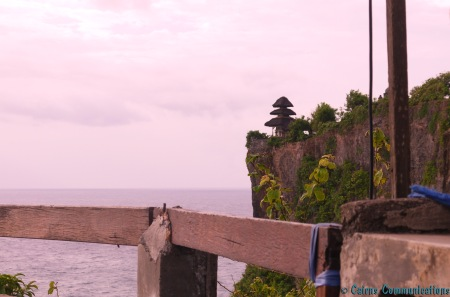 Temples - Uluwatu temple Bali - see facebook.com/cairnscommunications for details