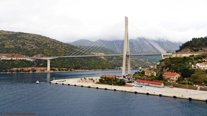 Franjo Tudjman Bridge, Dubrovnik