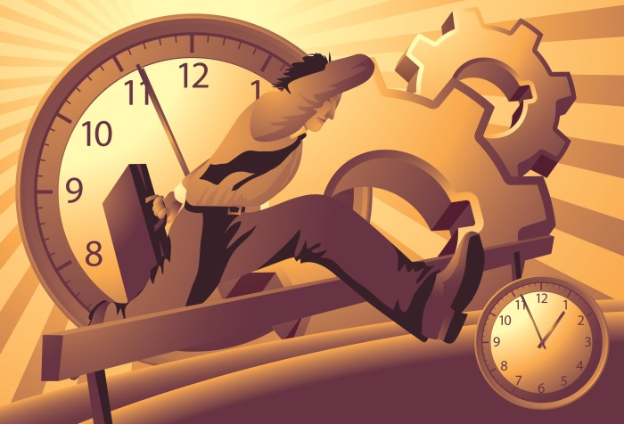 business-abstract-time