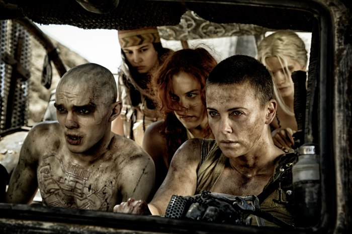 Mad Max - Fury Road. Image courtesy of  madmaxmovie.com