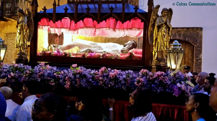 5 good friday procession santo domingo