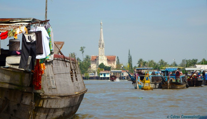 Mekong River sights