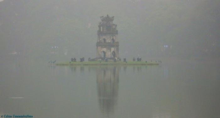 Hanoi Lake Temple