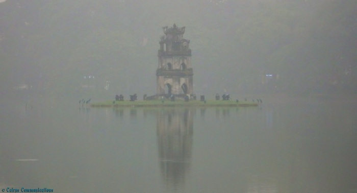 Hanoi Lake Temple