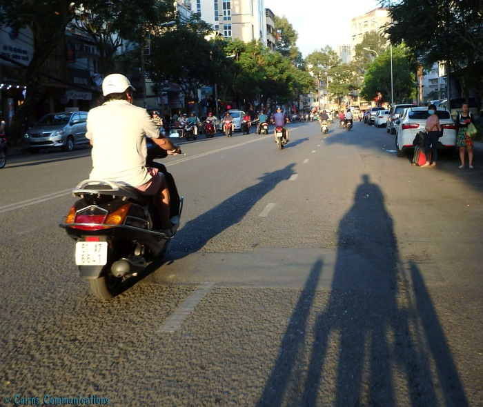 Saigon xich lo shadows