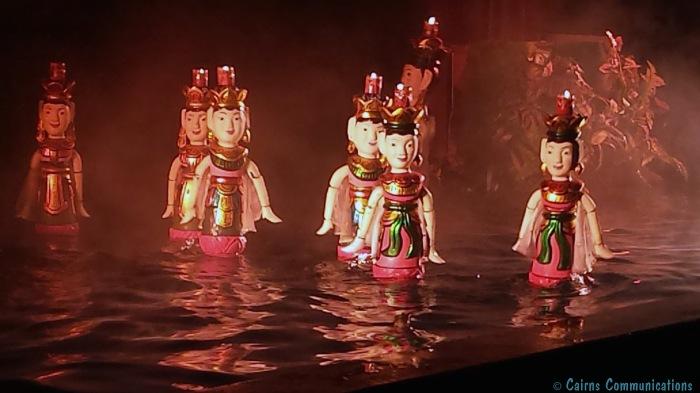 Hoi An Water Puppet Show