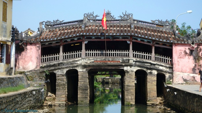 Hoi An covered bridge