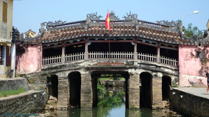 Hoi An covered bridge