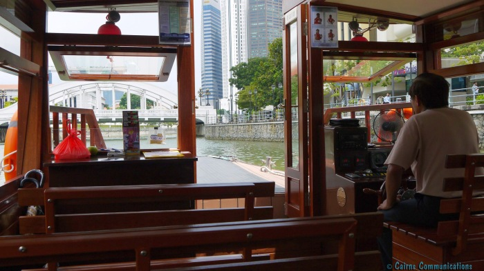 singapore bumboat