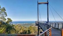 Coffs Harbour skywalk