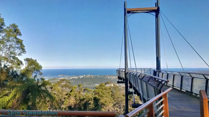 Coffs Harbour skywalk