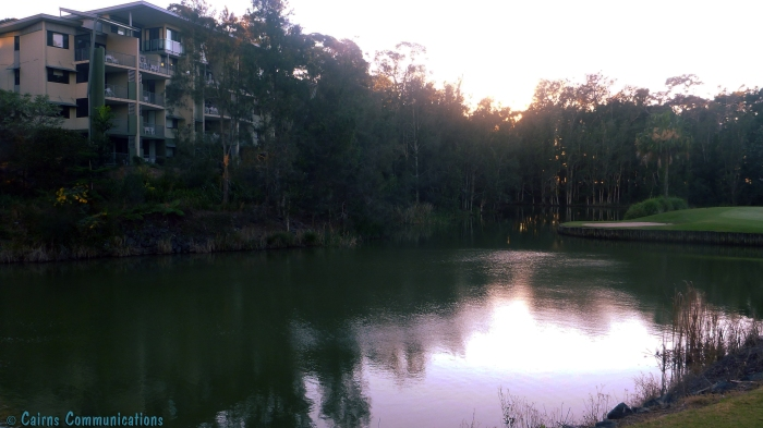 Coffs Harbour Treetops morning