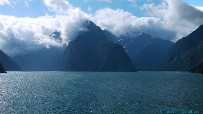 New Zealand Fjords