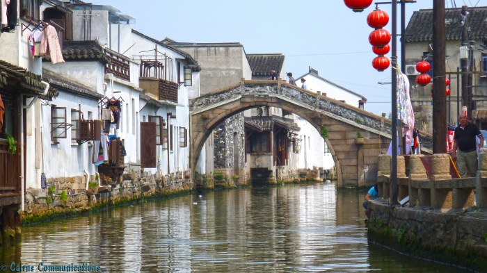 eXtensive canals of Suzhou