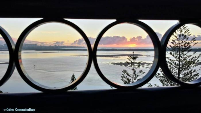 Golden Beach sunrise