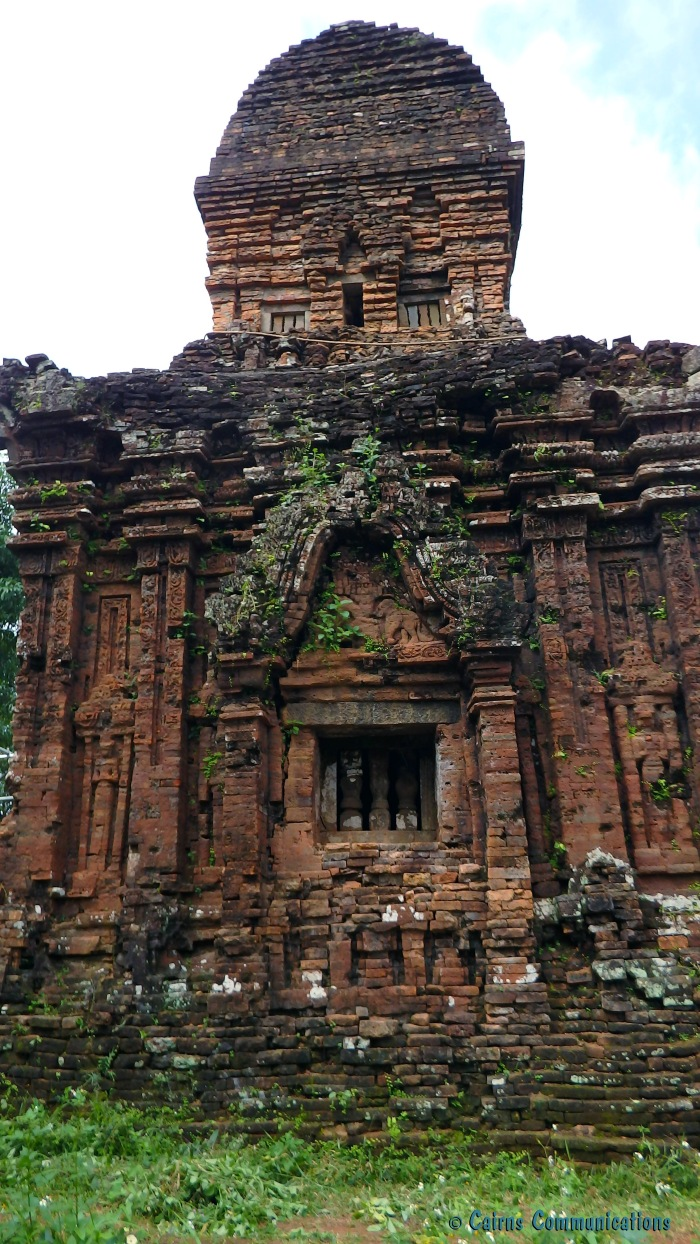 Champa holy ruins, My Son Vietnam