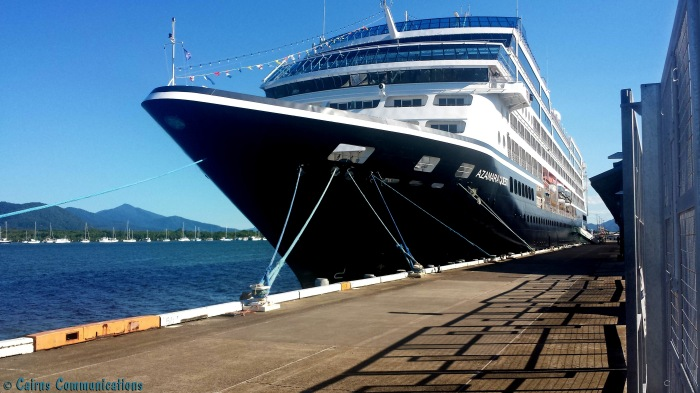 Azmara Quest in Cairns