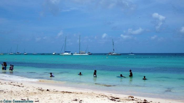 Bayshore Beach Barbados