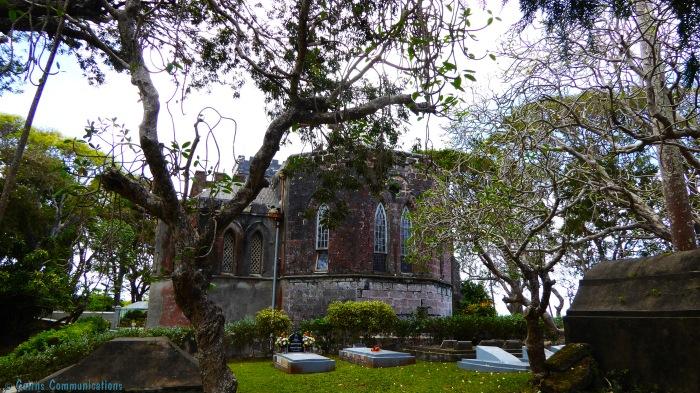 barbados graveyard st johns parish