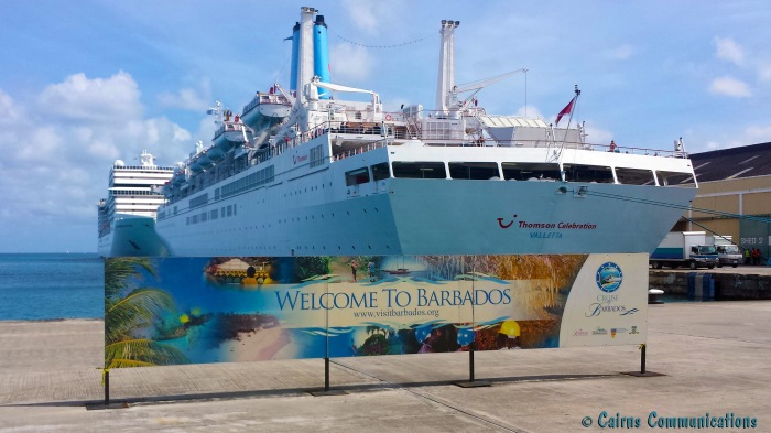 Barbados Welcome