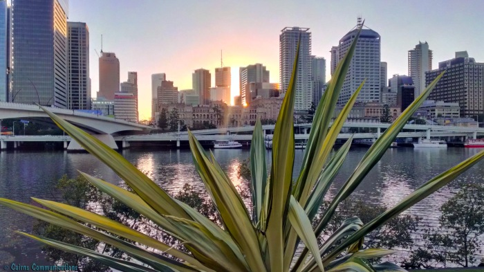 Brisbane morning