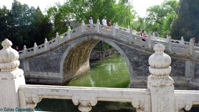 Temple of Heaven  Bridge