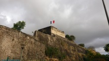 Fort Saint Louis, Martinique