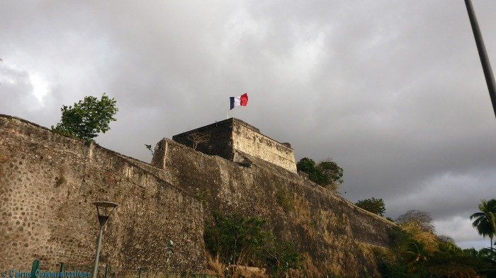 Fort Saint Louis, Martinique
