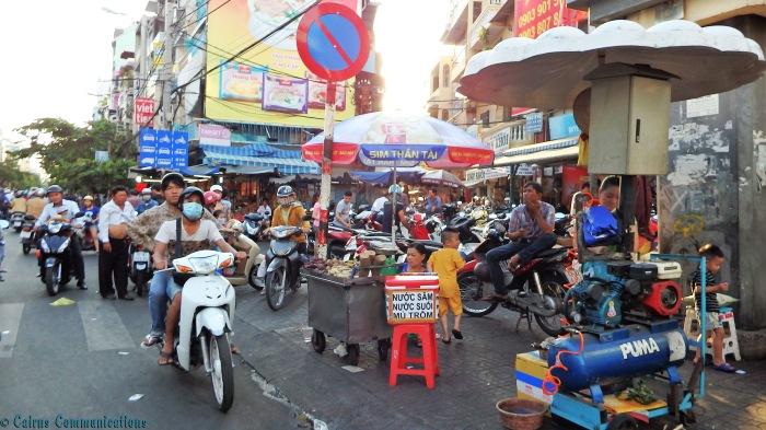HCMC Street Scene