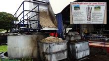 Depaz Rum Distillery