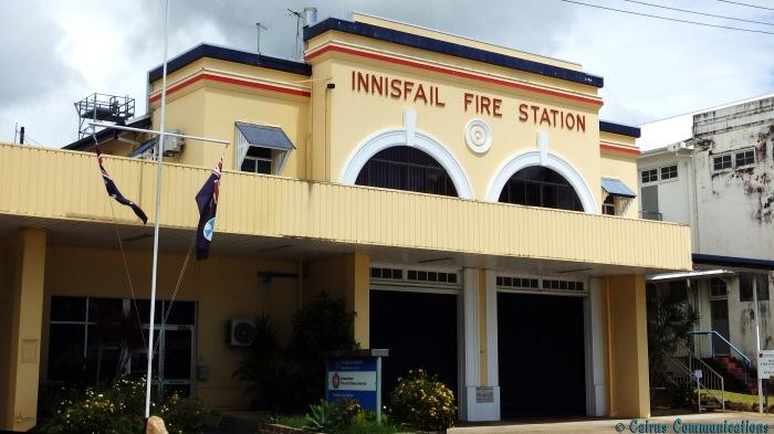 Innisfail Fire Station