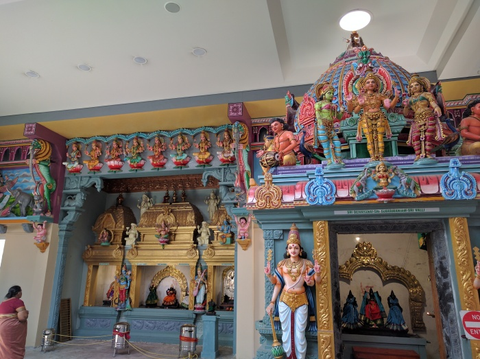 Sri Selva Vinayakar, South Maclean