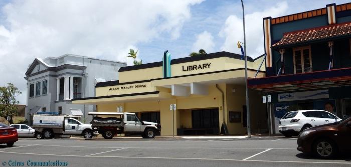 Innisfail Library