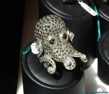 Octopus Jewellery