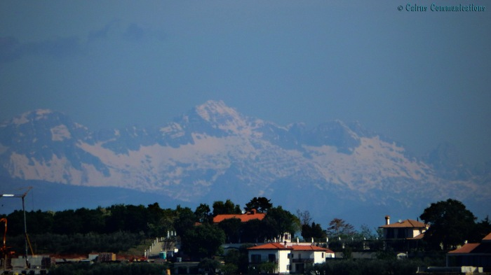 Koper mountains
